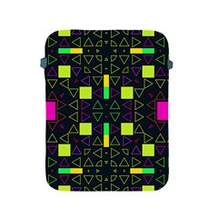 Triangles and squares Apple iPad 2/3/4 Protective Soft Case