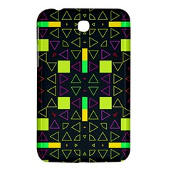 Triangles and squares Samsung Galaxy Tab 3 (7 ) P3200 Hardshell Case