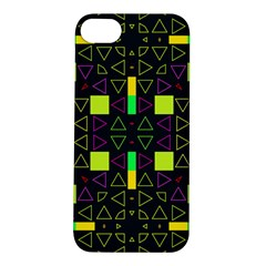 Triangles and squares Apple iPhone 5S Hardshell Case