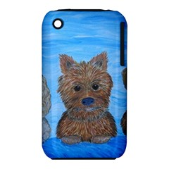 Puppy Pals Apple iPhone 3G/3GS Hardshell Case (PC+Silicone)