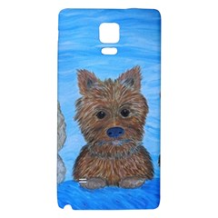 Puppy Pals Galaxy Note 4 Back Case