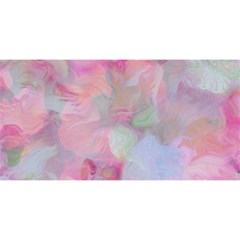 Soft Floral Pink YOU ARE INVITED 3D Greeting Card (8x4)