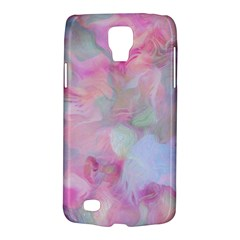 Soft Floral Pink Galaxy S4 Active