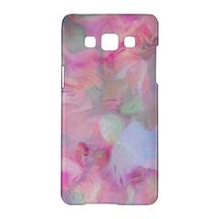 Soft Floral Pink Samsung Galaxy A5 Hardshell Case