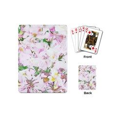 Soft Floral, Spring Playing Cards (Mini)
