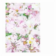 Soft Floral, Spring Large Garden Flag (two Sides)