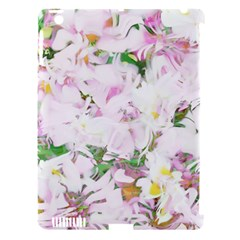 Soft Floral, Spring Apple iPad 3/4 Hardshell Case (Compatible with Smart Cover)