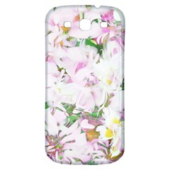 Soft Floral, Spring Samsung Galaxy S3 S III Classic Hardshell Back Case