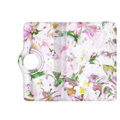 Soft Floral, Spring Kindle Fire HDX 8.9  Flip 360 Case