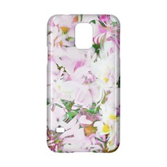 Soft Floral, Spring Samsung Galaxy S5 Hardshell Case