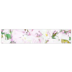 Soft Floral, Spring Flano Scarf (Small)