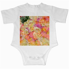Soft Floral,roses Infant Creepers