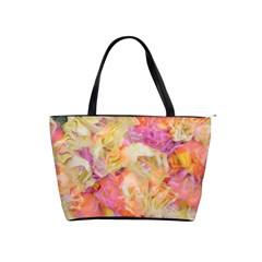 Soft Floral,roses Shoulder Handbags