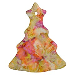 Soft Floral,roses Ornament (christmas Tree)