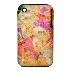 Soft Floral,roses Apple iPhone 3G/3GS Hardshell Case (PC+Silicone)