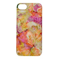 Soft Floral,roses Apple iPhone 5S Hardshell Case