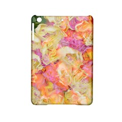 Soft Floral,roses iPad Mini 2 Hardshell Cases