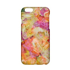 Soft Floral,roses Apple iPhone 6/6S Hardshell Case