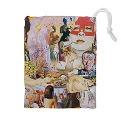 Booboo Drawstring Pouches (extra Large)