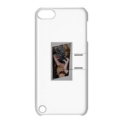 Chipped Apple iPod Touch 5 Hardshell Case with Stand