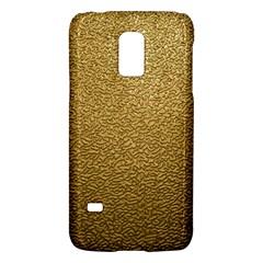 GOLD PLASTIC Galaxy S5 Mini