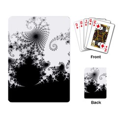 FRACTAL Playing Card