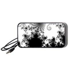 FRACTAL Portable Speaker (Black)