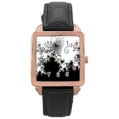 FRACTAL Rose Gold Watches