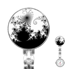 FRACTAL Stainless Steel Nurses Watches