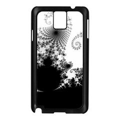 FRACTAL Samsung Galaxy Note 3 N9005 Case (Black)