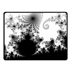 FRACTAL Double Sided Fleece Blanket (Small)