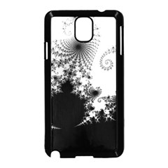 FRACTAL Samsung Galaxy Note 3 Neo Hardshell Case (Black)