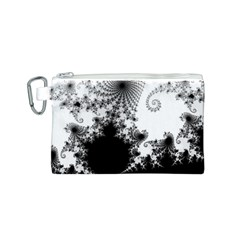 FRACTAL Canvas Cosmetic Bag (S)