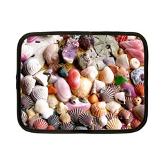 COLORFUL SEA SHELLS Netbook Case (Small)