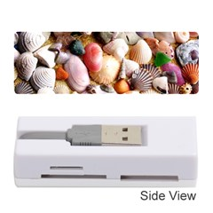 Colorful Sea Shells Memory Card Reader (stick)