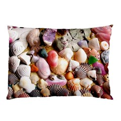 COLORFUL SEA SHELLS Pillow Cases (Two Sides)