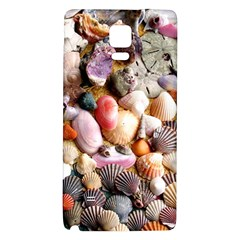 COLORFUL SEA SHELLS Galaxy Note 4 Back Case