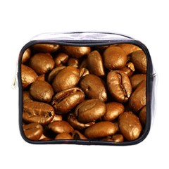 CHOCOLATE COFFEE BEANS Mini Toiletries Bags