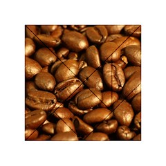 CHOCOLATE COFFEE BEANS Acrylic Tangram Puzzle (4  x 4 )