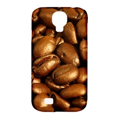 Chocolate Coffee Beans Samsung Galaxy S4 Classic Hardshell Case (pc+silicone)