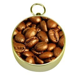 CHOCOLATE COFFEE BEANS Gold Compasses