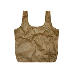 BROWN PAPER Full Print Recycle Bags (S)