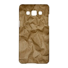 BROWN PAPER Samsung Galaxy A5 Hardshell Case