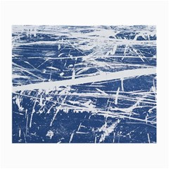 BLUE AND WHITE ART Small Glasses Cloth (2-Side)