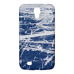 BLUE AND WHITE ART Samsung Galaxy Mega 6.3  I9200 Hardshell Case