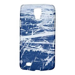 BLUE AND WHITE ART Galaxy S4 Active