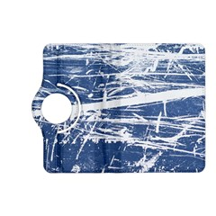 BLUE AND WHITE ART Kindle Fire HD (2013) Flip 360 Case