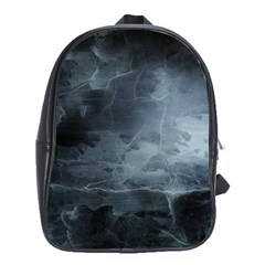 Black Splatter School Bags(large)