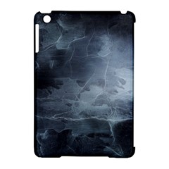 BLACK SPLATTER Apple iPad Mini Hardshell Case (Compatible with Smart Cover)