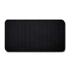 Black Honeycomb Medium Bar Mats